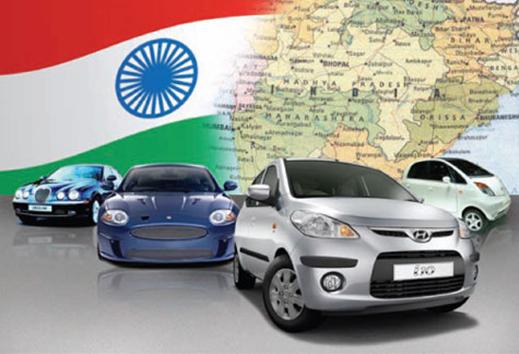 مدیریت استراتژیک صنعت خودروی هند